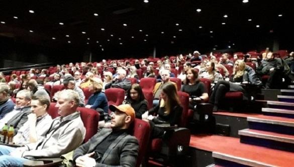 У столиці Норвегії прем'єра фільму про Черкащину зібрала повний зал