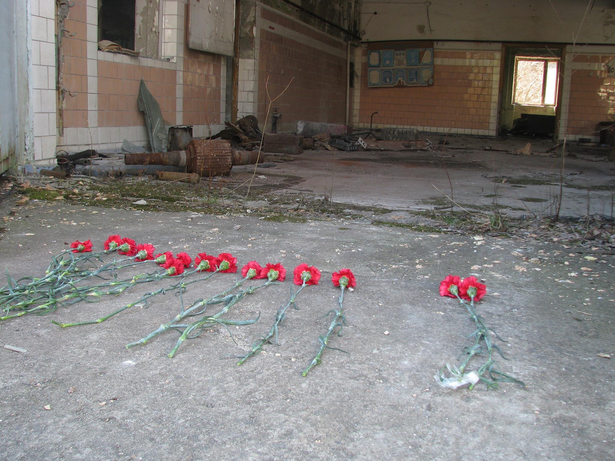 Україна вшановує 34-ті роковини аварії на ЧАЕС