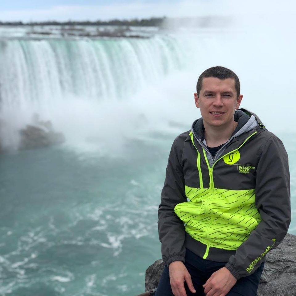 На Черкащині чоловік став успішним програмістом у Facebook