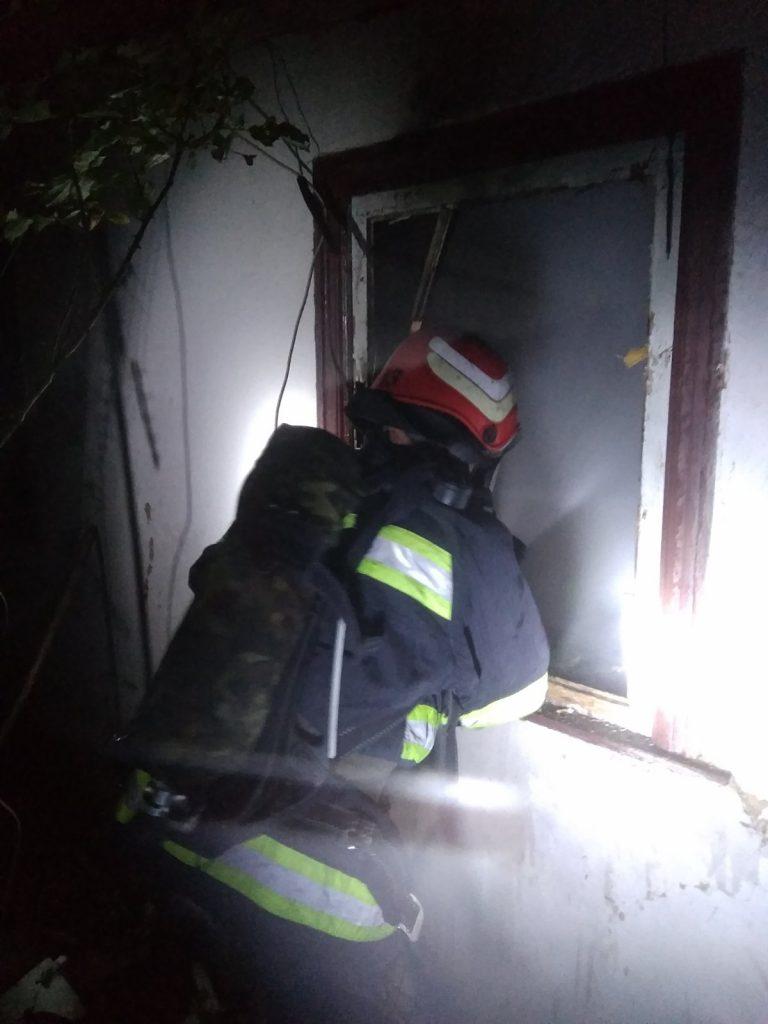 На Тальнівщині згорів чоловік через коротке замикання проводки