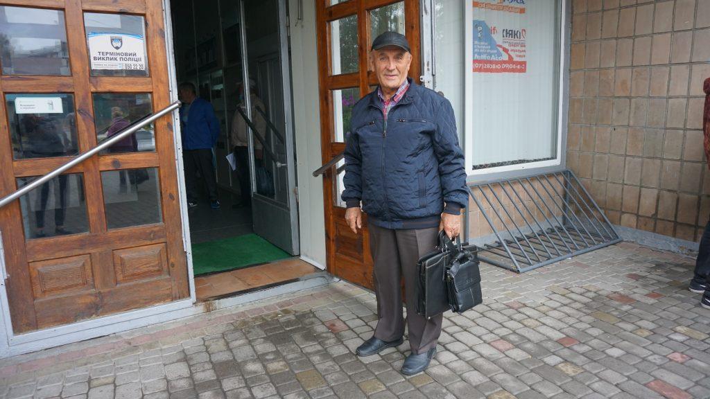 Юрист з Тальнівщини консультує людей безкоштовно