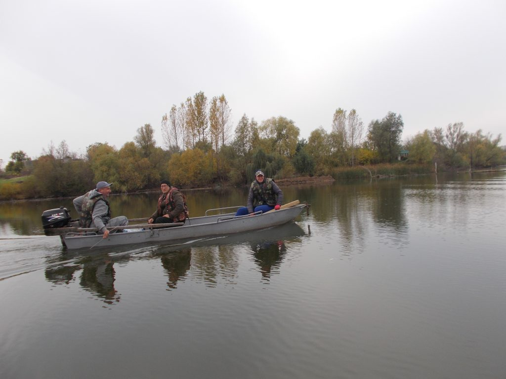 Лисянські рибалки оголосили війну браконьєрам