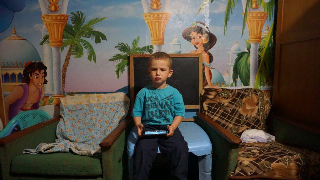 3-річному Романчику зі Звенигородщини потрібні два слухових апарати