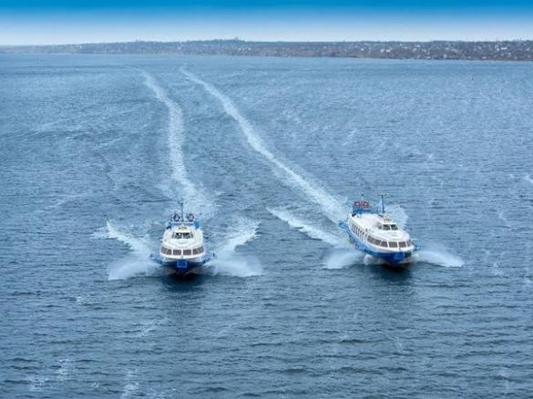 З наступного місяця на Черкащині планують запустити річкові перевезення